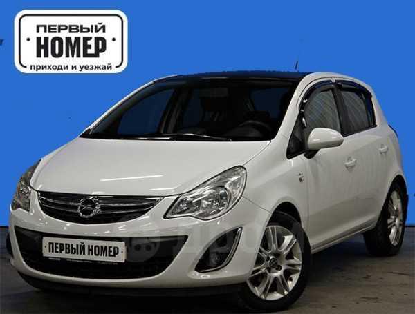 Opel Corsa, 2011 год, 399 000 руб.