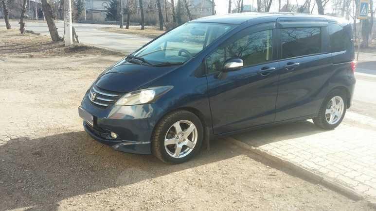 Honda Freed, 2009 год, 520 000 руб.