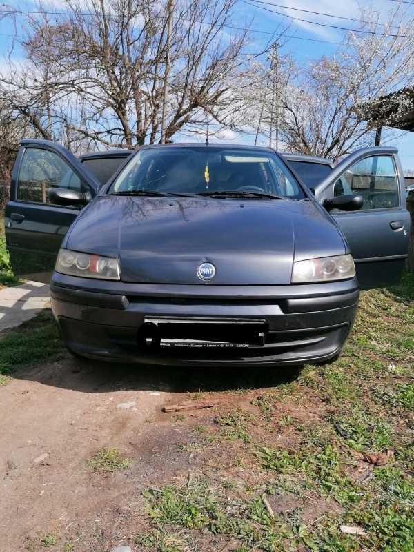 Fiat Punto, 2001 год, 125 000 руб.