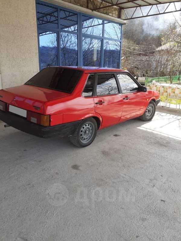 Лада 21099, 1993 год, 40 000 руб.