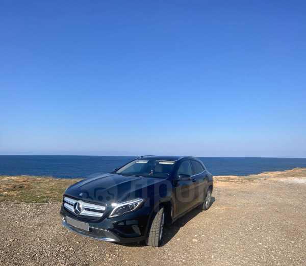 Mercedes-Benz GLA-Class, 2015 год, 1 450 000 руб.