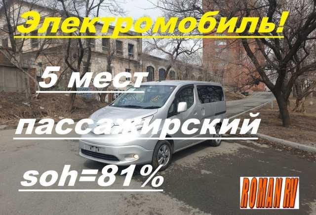 Nissan e-NV200, 2014 год, 760 000 руб.