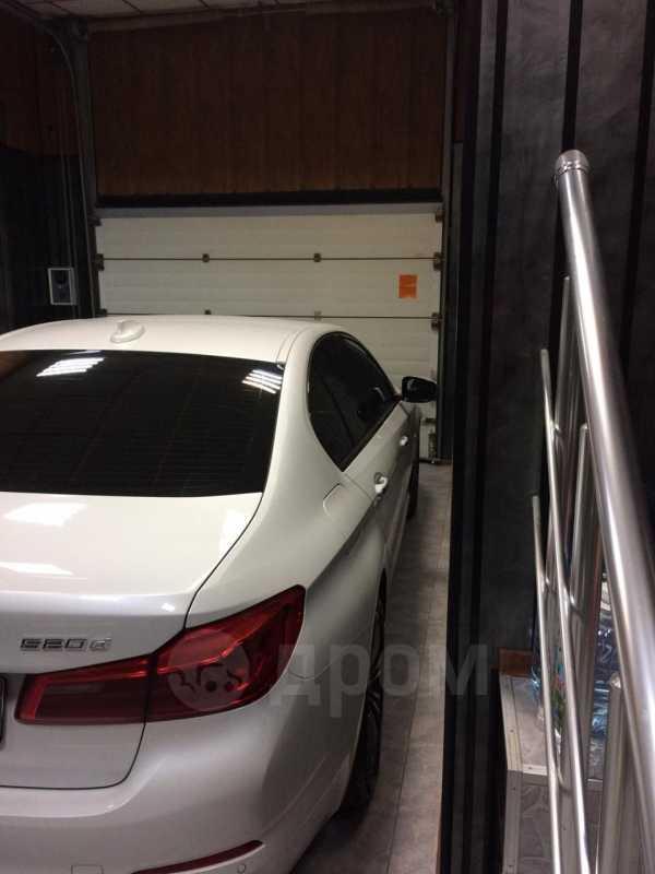 BMW 5-Series, 2017 год, 2 290 000 руб.