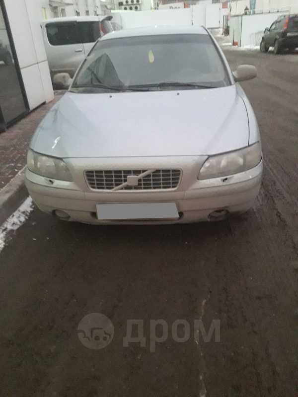 Volvo S60, 2002 год, 220 000 руб.