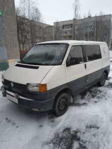 Петрозаводск Transporter 1991