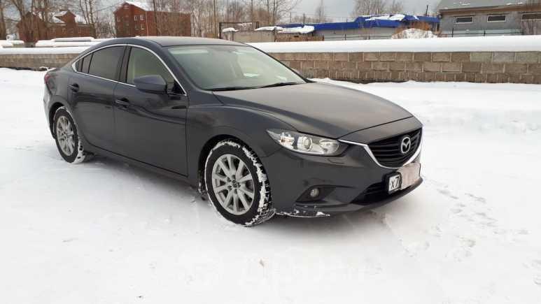 Mazda Mazda6, 2014 год, 860 000 руб.