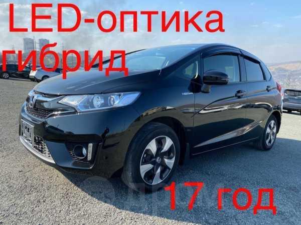 Honda Fit, 2017 год, 669 000 руб.
