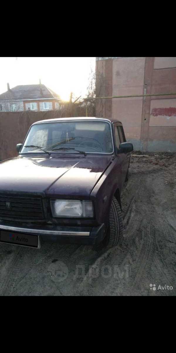 Лада 2107, 1997 год, 100 000 руб.