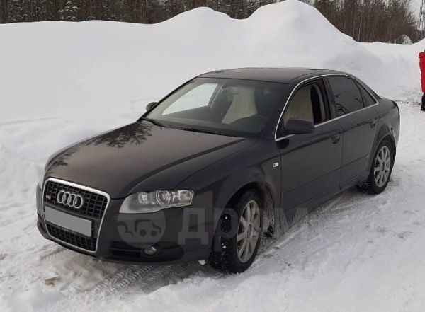 Audi A4, 2007 год, 600 000 руб.