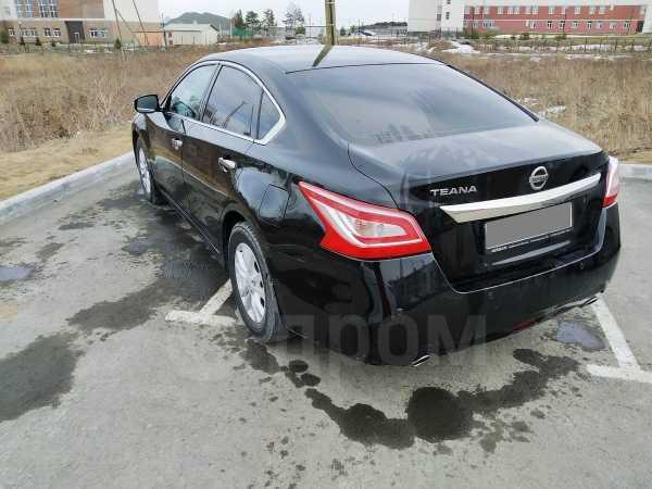 Nissan Teana, 2014 год, 879 000 руб.