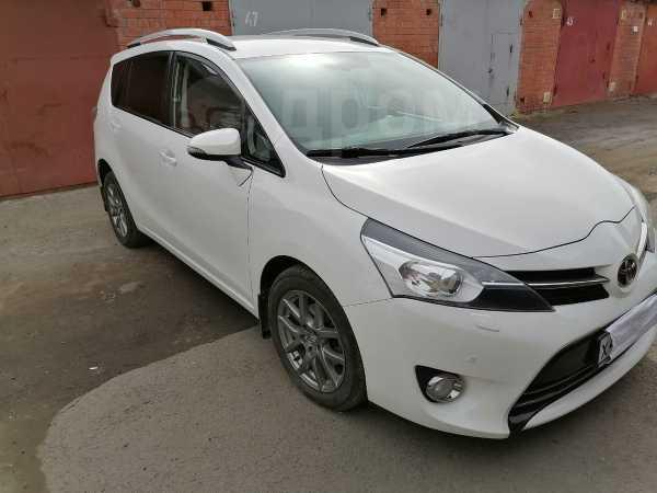 Toyota Verso, 2013 год, 959 000 руб.