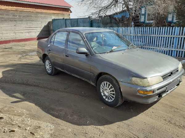 Toyota Corolla, 1992 год, 98 000 руб.