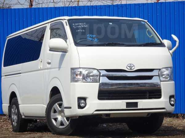 Toyota Hiace, 2014 год, 1 530 000 руб.