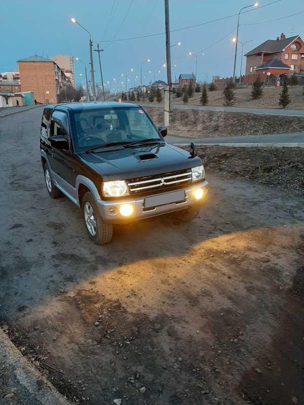 Mitsubishi Pajero Mini, 2008 год, 400 000 руб.