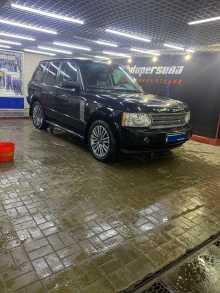 Москва Range Rover 2003