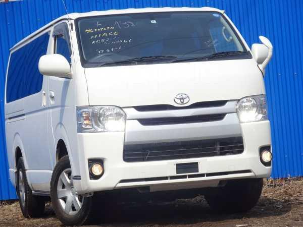 Toyota Hiace, 2014 год, 1 655 000 руб.