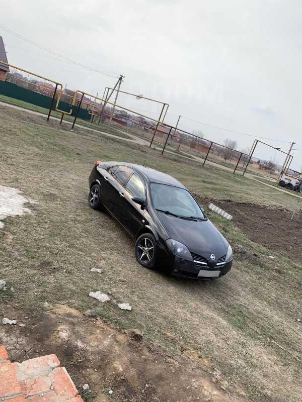 Nissan Primera, 2007 год, 255 000 руб.