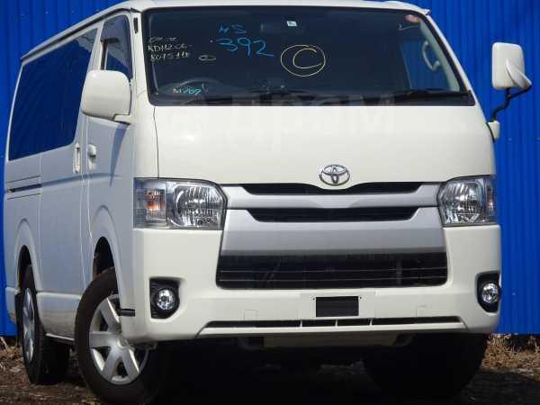 Toyota Hiace, 2014 год, 1 535 000 руб.