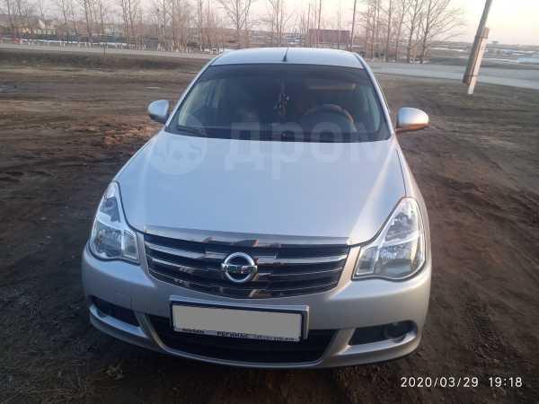 Nissan Almera, 2014 год, 439 999 руб.