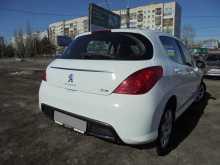 Омск Peugeot 308 2012