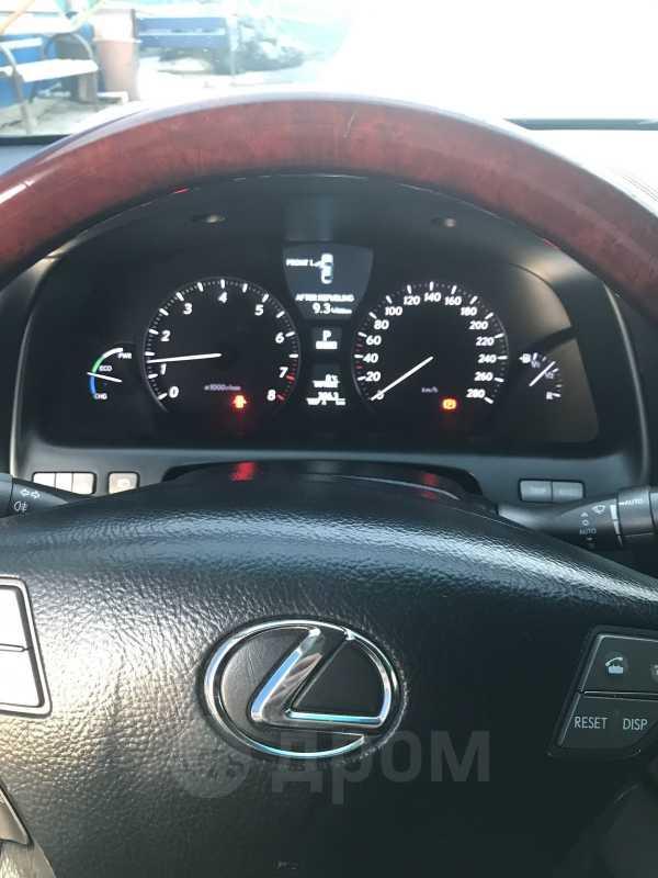 Lexus LS600h, 2008 год, 1 400 000 руб.