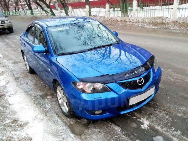 Mazda Mazda3, 2004 год, 300 000 руб.