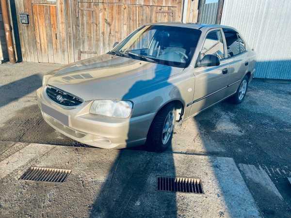 Hyundai Accent, 2007 год, 181 000 руб.