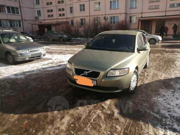 Volvo S40, 2007 год, 375 000 руб.