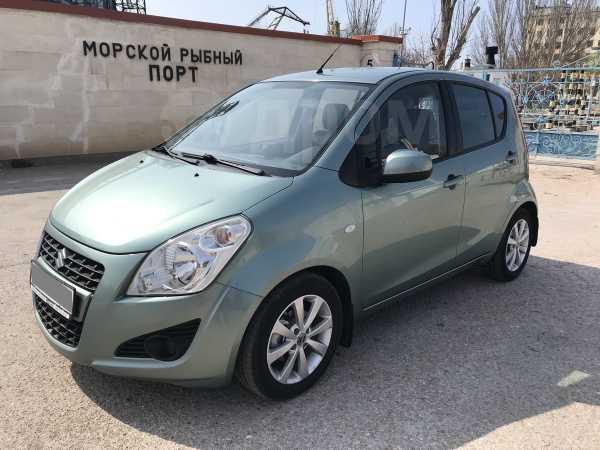 Suzuki Splash, 2012 год, 445 000 руб.