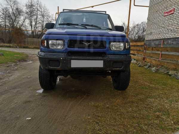 УАЗ Симбир, 2003 год, 135 000 руб.