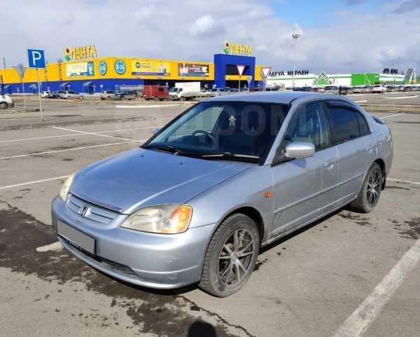 Honda Civic Ferio, 2002 год, 215 000 руб.