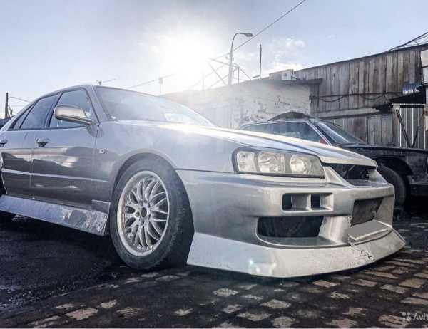 Nissan Skyline, 1998 год, 420 000 руб.