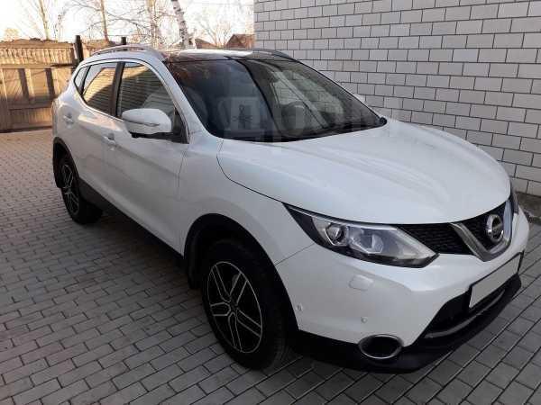Nissan Qashqai, 2014 год, 1 137 000 руб.