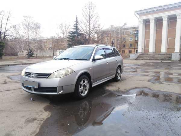 Nissan Wingroad, 2002 год, 135 000 руб.