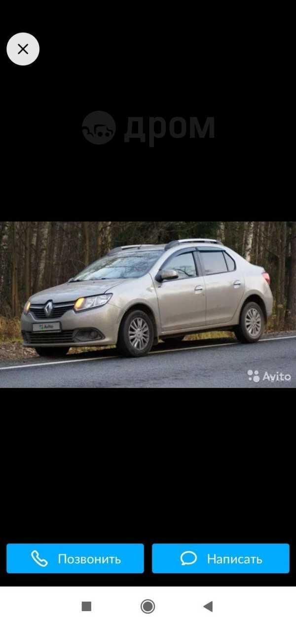 Renault Logan, 2016 год, 350 000 руб.