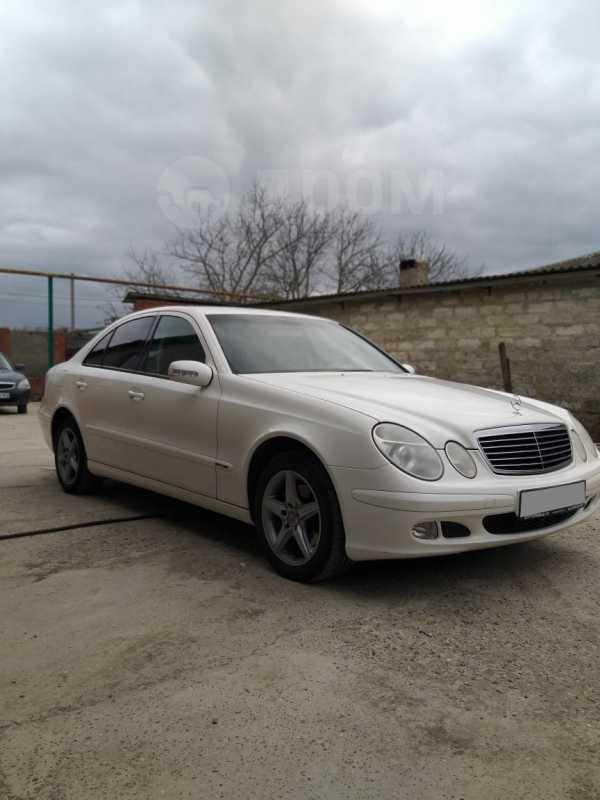 Mercedes-Benz E-Class, 2003 год, 500 000 руб.