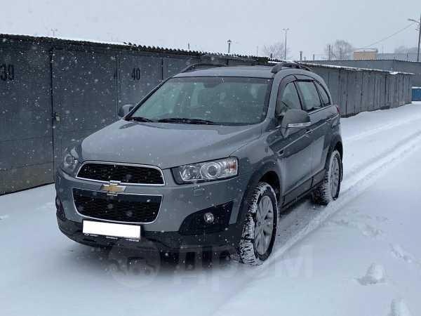 Chevrolet Captiva, 2014 год, 825 000 руб.