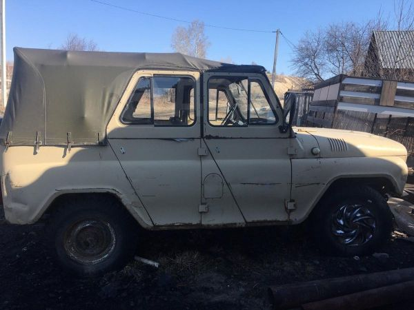УАЗ 3151, 1985 год, 30 000 руб.