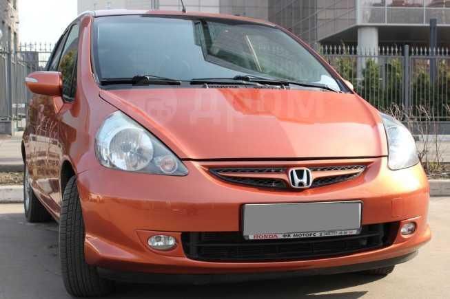 Honda Jazz, 2008 год, 319 000 руб.