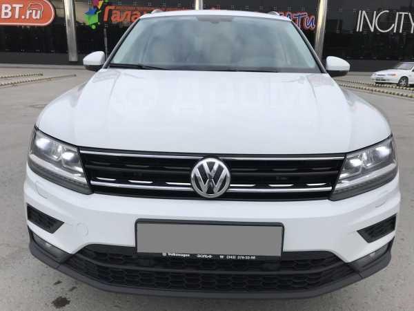 Volkswagen Tiguan, 2018 год, 1 580 000 руб.