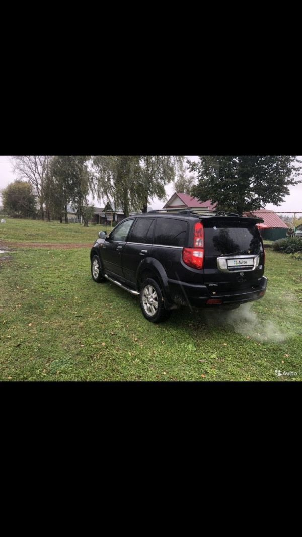 Great Wall Hover, 2008 год, 255 000 руб.