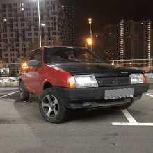 Москва 2108 1996