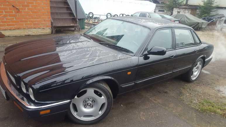 Jaguar XJ, 1995 год, 999 000 руб.