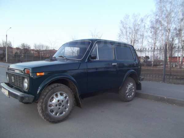 Лада 4x4 2121 Нива, 1996 год, 125 000 руб.