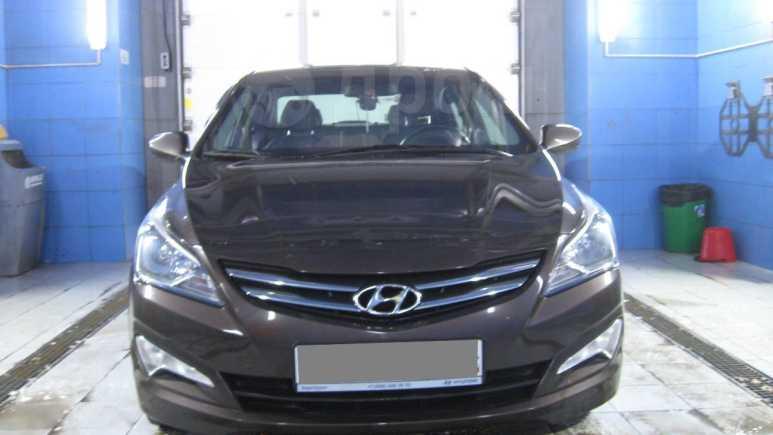 Hyundai Solaris, 2016 год, 599 900 руб.