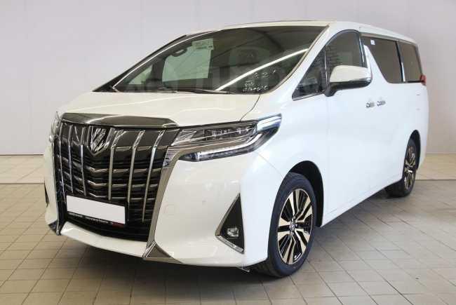 Toyota Alphard, 2019 год, 4 973 000 руб.