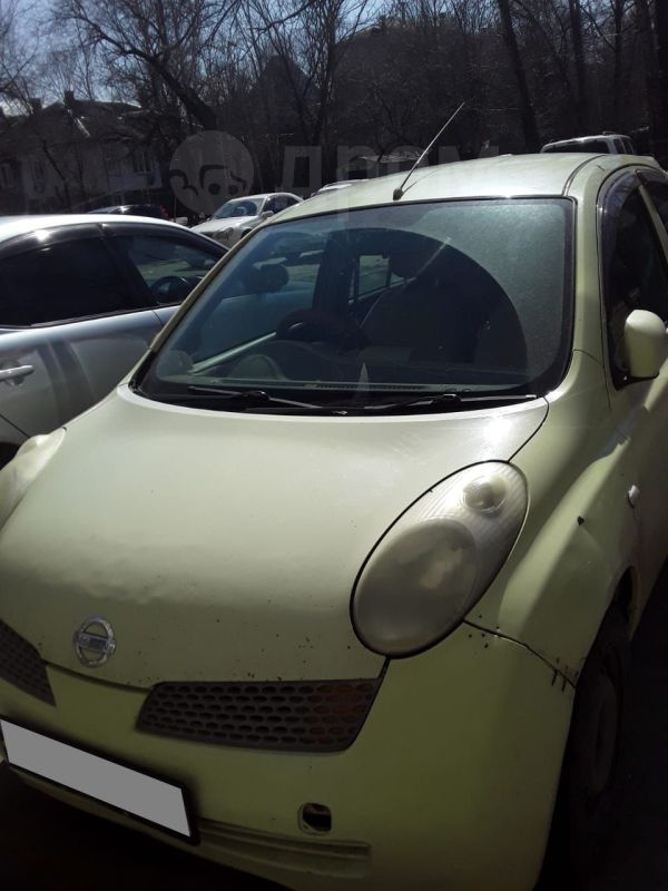Nissan March, 2003 год, 169 000 руб.