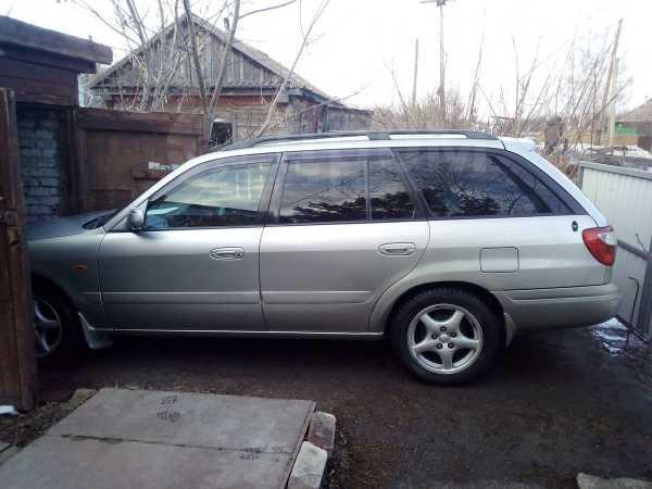 Mazda Capella, 2001 год, 280 000 руб.