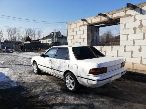 Toyota Carina, 1989 год, 130 000 руб.