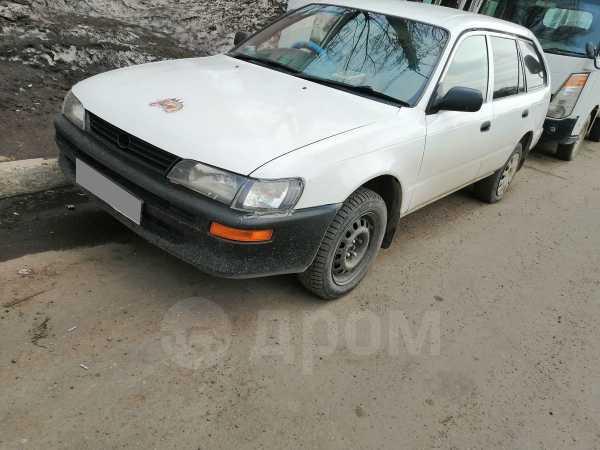 Toyota Corolla, 2001 год, 255 000 руб.